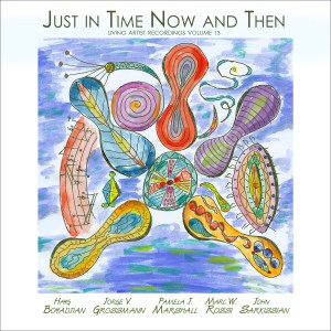 Just In Time Now and Then CD – Front