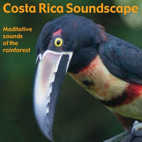 Costa Rica Soundscape CD Cover – Front