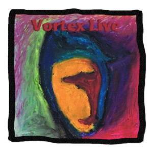 Vortex Live CD – Front