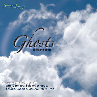 Ghosts CD Cover