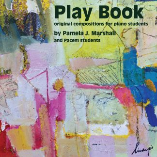 Play Book CD Cover – Front