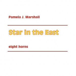 Cover for Star in the East, Christmas music for horn ensemble