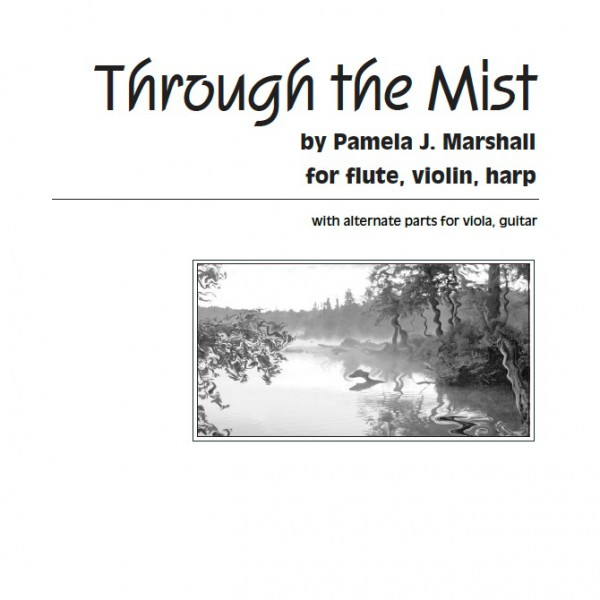 Through the Mist Cover